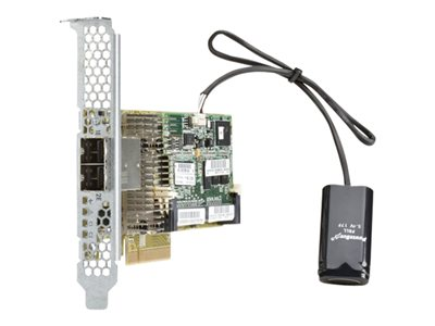 HPE Smart Array P431/2GB with FBWC - storage controller (RAID) - SATA 6Gb/s / SAS 12Gb/s - PCIe 3.0 x8