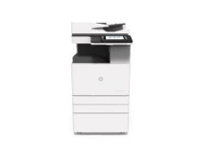 Copieur LaserJet Managed MFP HP E72530dn - vitesse 30ppm vue avant