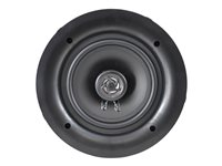PYLE PDIC106 Speakers 2-way coaxial white (grille color white)