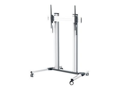 Middle Atlantic DisplayStation Cart for LCD display anodized aluminum screen size: 60INCH-100INCH