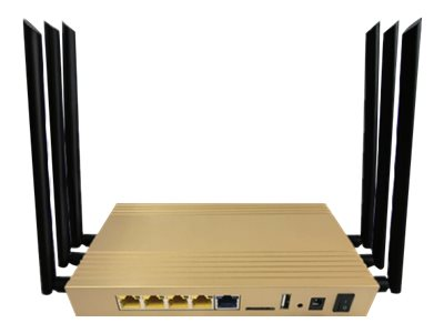 Pronto 4G Failover Router PC-31 Wireless router WWAN 4-port switch GigE