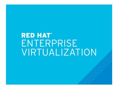 Red Hat Enterprise Virtualization Disaster Recovery Premium subscription (3 years) 2 sockets