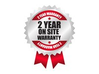 MSI Warranty Extension Service Extended service agreement parts and labor 1 year (2nd year)