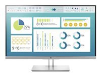 HP EliteDisplay E273 - LED monitor - 27