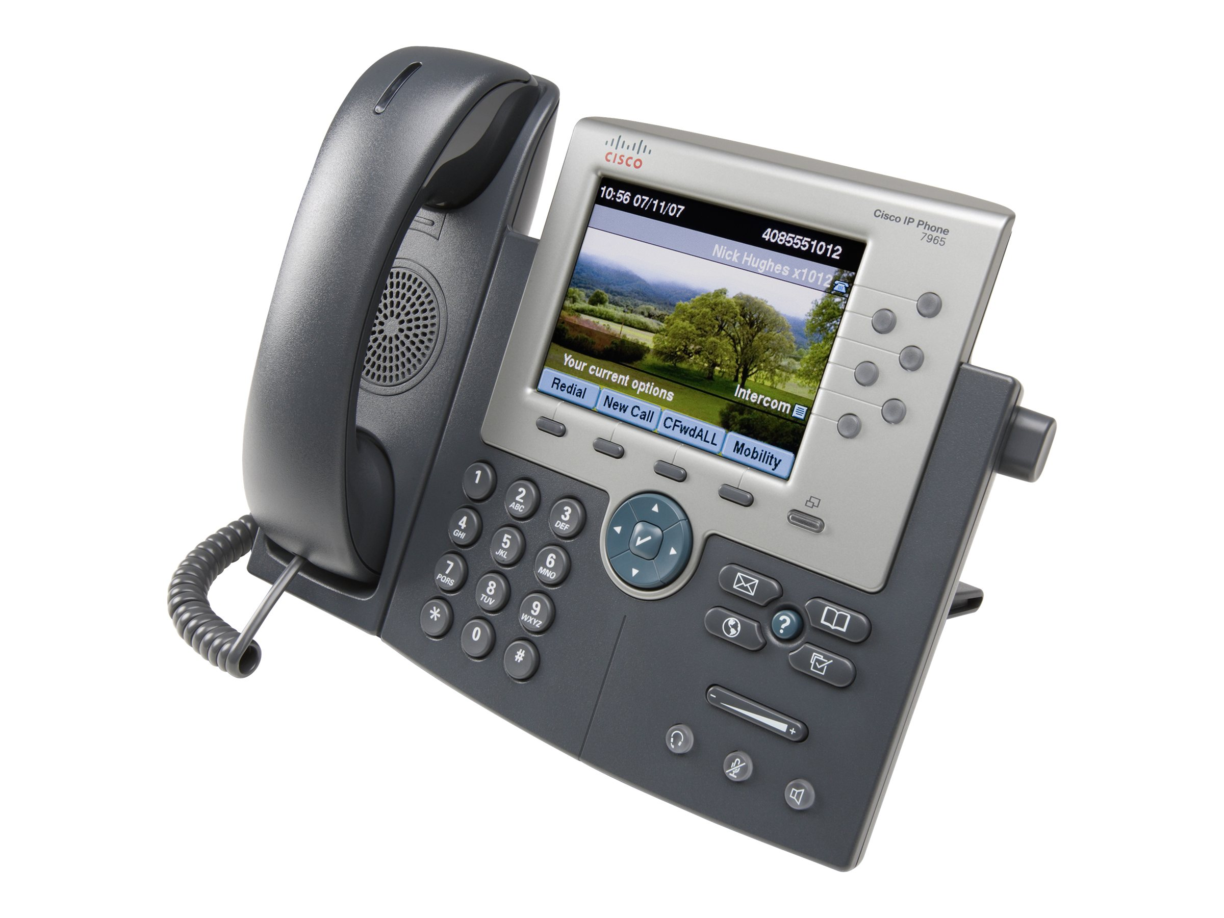 Cisco Unified IP Phone 7965G - VoIP phone
