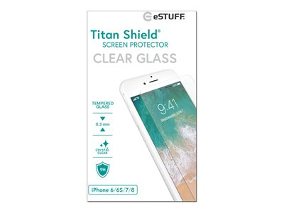 eSTUFF Titan Shield Transparent