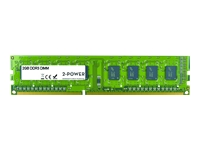 2-Power - DDR3 - 2 GB - DIMM 240-pin - 1600 MHz / PC3-12800 - CL11 - unbuffered - non-ECC - for Lenovo ThinkCentre A63; A70; A70z; M58; M58p; M90; M90p