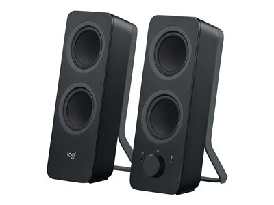 Logitech Z207 - speakers - for PC - wireless
