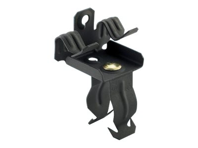 Panduit Stronghold conduit clips with beam clamp