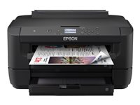 Epson WorkForce WF-7210DTW - Printer - colour - Duplex - ink-jet - A3 - 4800 x 2400 dpi - up to 32 ppm (mono) / up to 20 ppm (colour) - capacity: 500 sheets - USB, LAN, Wi-Fi ** End-User Free 3 Years Extended Printer Warranty Worth £250 redeemable valid between 1st July 2019 until 31st December 2019 via www.epson.co.uk/printerwarranty or www.epson.ie/printerwarranty. Claims must be submitted within 30 days of purchasing the produc product **