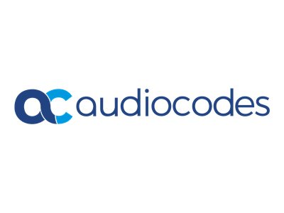 AudioCodes Customer Technical Support extended service agreement - 1 year