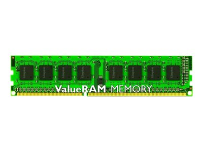 ValueRAM - DDR3 - 4 GB - DIMM 240-PIN
