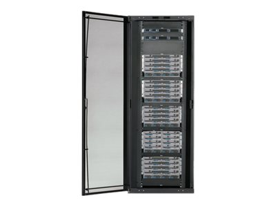 Panduit Net-Access S-Type Converged Infrastructure Offering - rack - 45U