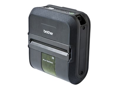 Brother RuggedJet 4 RJ4040 Label printer thermal paper Roll (4.65 in) 203 dpi