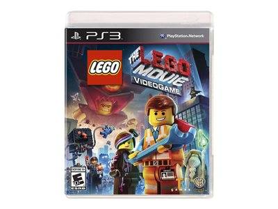 LEGO Movie Videogame PlayStation 3