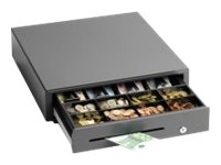 Star CB-2002 FN - Cash Drawer - Dunkelgrau