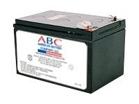 ABC RBC4 - UPS battery - lead acid - 12 Ah