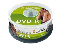 xlyne - 25 x DVD-R - 4.7 GB 16x - Spindel