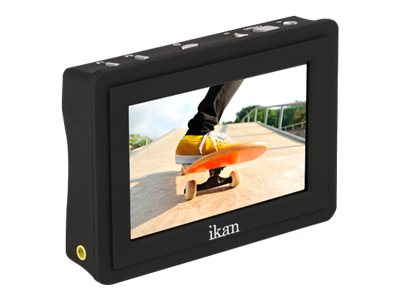 iKan VL35 LCD display color on-camera 3.5INCH