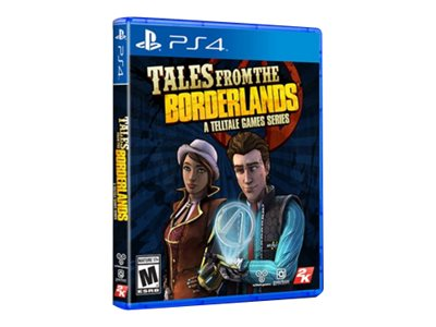 Tales from the Borderlands PlayStation 4