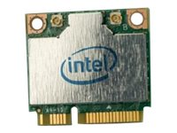 Intel Dual Band Wireless-AC Netværksadapter PCIe Half Mini Card
