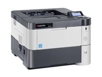 Kyocera ECOSYS P3045DN - Printer - monochrome - Duplex - laser - A4/Legal - 1200 dpi - up to 45 ppm - capacity: 600 sheets - USB 2.0, Gigabit LAN, USB host  ** End-User £60 CASHBACK OR FREE 3 YEAR WARRANTY Offer Available From 3rd April 2018 until 30th June 2018 redeemable via www.kyoceradocumentsolutions.co.uk/claims **