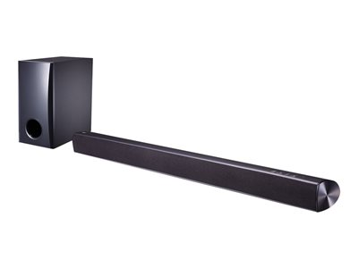 LG MUSIC flow SH2 Sound bar system for home theater 2.1-channel wireless Bluetooth