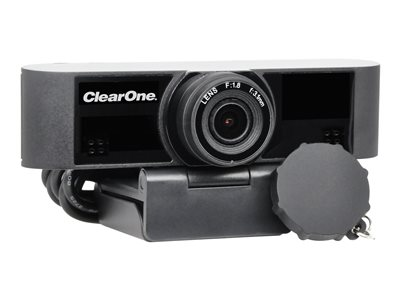 ClearOne UNITE 20 Pro Web camera color 2.1 MP USB 2.0 MJPEG, H.264, H.265 DC 5 V