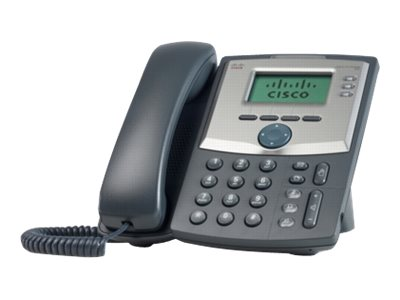 Cisco Small Business SPA 303 - VoIP-Telefon - SIP, SIP v2, SPCP - mehrere Leitungen