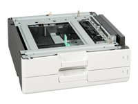 Lexmark - Media drawer and tray - 1000 sheets in 2 tray(s) - for Lexmark MS911de, MX910de