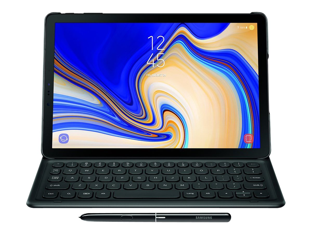 "Samsung Galaxy Tab S4 - tablet - Android 8.0 (Oreo) - 64 GB - 10.5"" - 3G, 4G - AT&T"