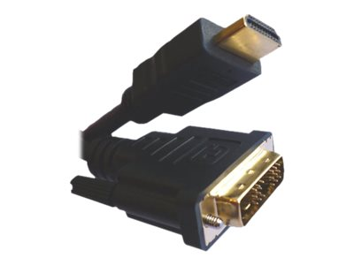 Xavier Video cable HDMI / DVI DVI-D (M) to HDMI (M) 6.6 ft