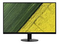 "Acer SA220Q - Écran LED - 21.5"" - 1920 x 1080 Full HD (1080p) - IPS - 250 cd/m² - 4 ms - HDMI, DVI, VGA - noir"