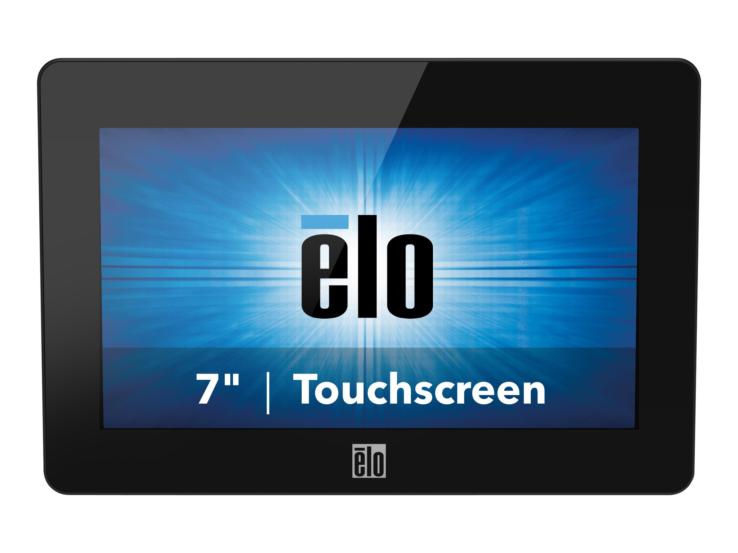 Elo Touchmonitors 0700L AccuTouch - LED-Monitor - 17.8 cm (7