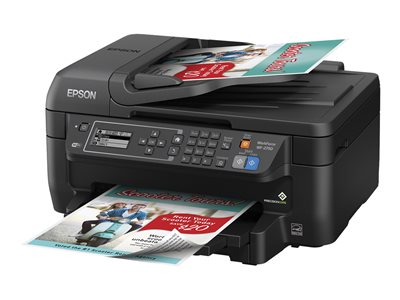 Epson WorkForce WF-2750 Multifunction printer color ink-jet