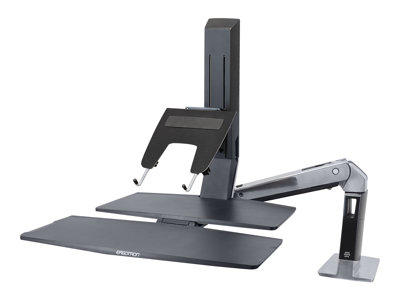 Ergotron LX Notebook arm mount tray black for P/N: 45-353-026