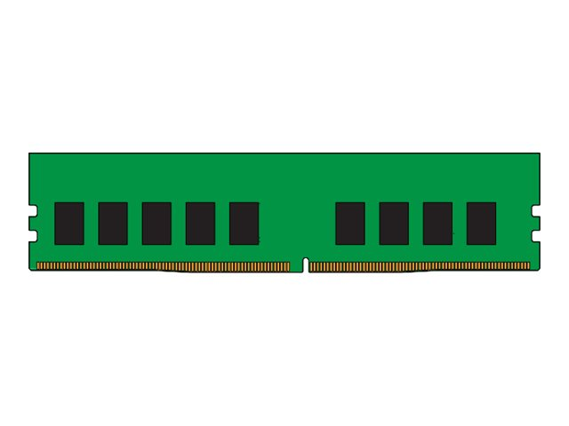 Kingston ValueRAM - DDR4 - 8 GB - DIMM 288-PIN - 2133 MHz / PC4-17000 - CL15