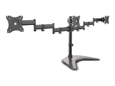 Diamond DMTA310 Triple Articulating Monitor Arm with Freestanding Table Top Desk Mount