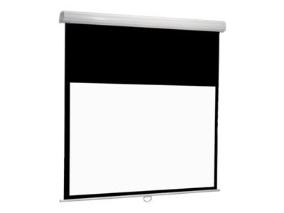"Image of Euroscreen Diplomat Manual 16:10 Format - projection screen - 121"" (307 cm)"