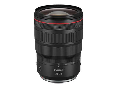 Canon RF Zoom lens 24 mm 70 mm f/2.8 L IS USM Canon EOS R for EOS Ra