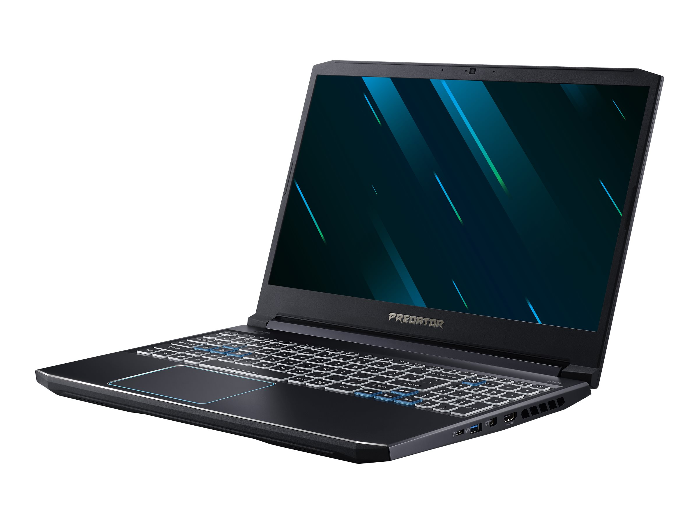 "Predator Helios 300 PH315-52-71RT - 15.6"" - Core i7 9750H - 16 GB RAM - 512 GB SSD - US International"