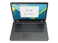 Lenovo N42-20 Chromebook 80US Celeron N3060 / 1.6 GHz Chrome OS 4 GB RAM 32 GB eMMC  image