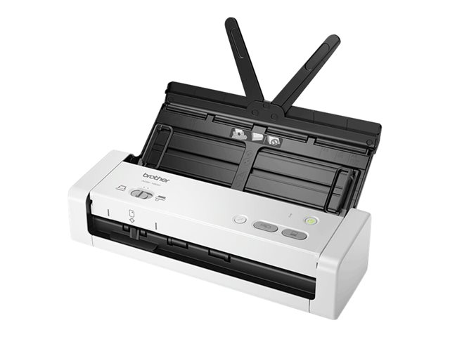 Image of Brother ADS-1200 - document scanner - portable - USB 3.0, USB 2.0 (Host)