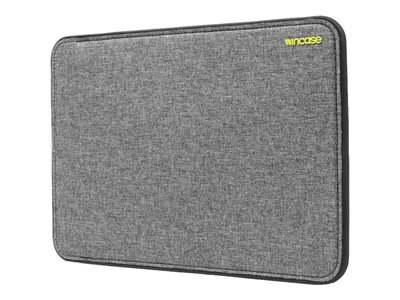 Incase Designs ICON Sleeve with TENSAERLITE Notebook sleeve 15INCH black, heather gray