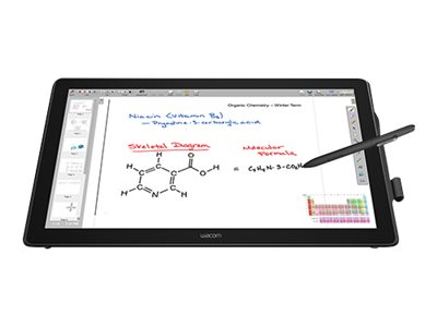 Wacom DTH-2452 Digitizer w/ LCD display 20.7 x 11.7 in electromagnetic wired USB