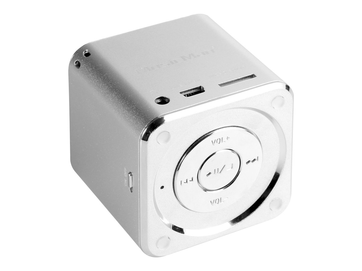 Technaxx MusicMan Mini - Digital Player - Silber