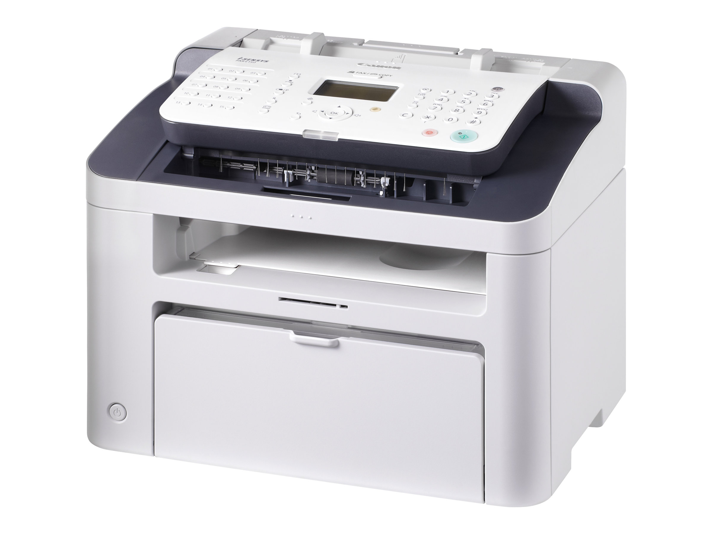 Canon i-SENSYS FAX-L150 - Multifunktionsdrucker - s/w - Laser - A4 (210 x 297 mm), Legal (216 x 356 mm) (Original) - A4/Legal (Medien)