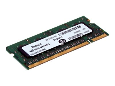 Lexmark - DDR2 - 1 GB - SO DIMM 200-PIN - 667 MHz / PC2-5300 - ungepuffert