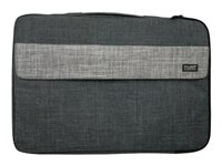 Inland Bubble Notebook sleeve 15.6INCH gray