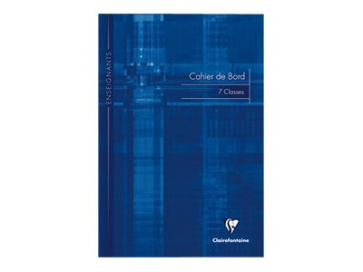 Clairefontaine - Cahier de bord - A4 - 48 pages